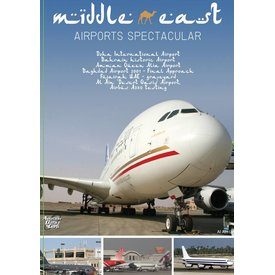 Air Utopia DVD Middle East Airports Specatcular: Amman, Jordan, Doha, Qatar, Bahrain #139
