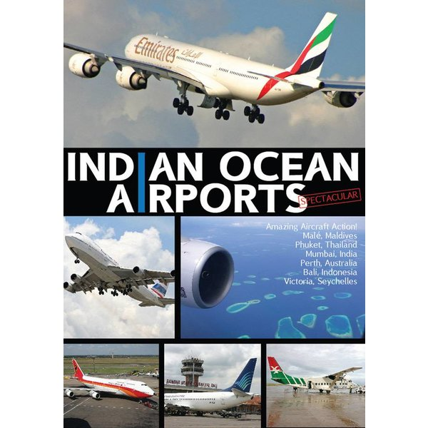 Air Utopia DVD Indian Ocean Airports Spectacular #144