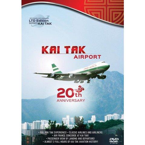 DVD Kai Tak Airport 20th Anniversary #153