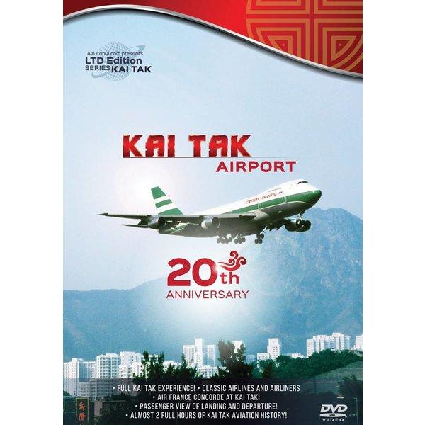Air Utopia DVD Kai Tak Airport 20th Anniversary #153