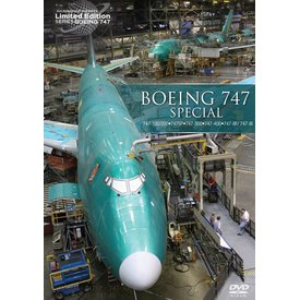 Air Utopia DVD Boeing 747 Special #154