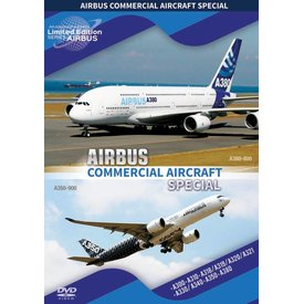 Air Utopia DVD Airbus Commercial Aircraft Special #155