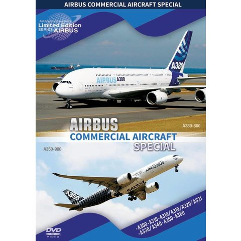 DVD Airbus Commercial Aircraft Special