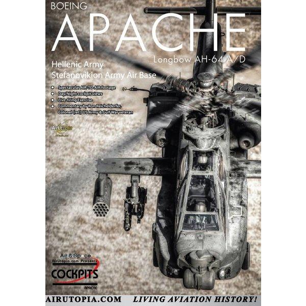 Air Utopia DVD Apache Longbow AH64A/D Hellenic Army: Cockpits Series #131