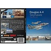 DVD Douglas A4 Skyhawk: Fighter Pilot's Tribute #132