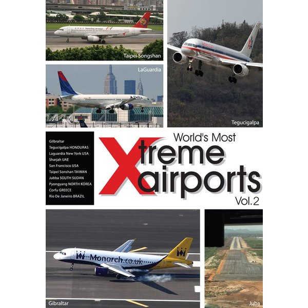 Air Utopia DVD World's Most Extreme Airports: Volume.2 #133