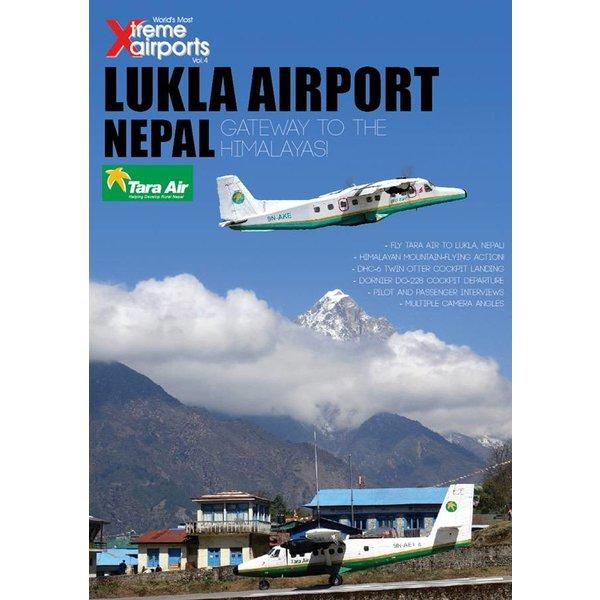 Air Utopia DVD World's Most Extreme Airports: Volume.4: Lukla, Nepal #135