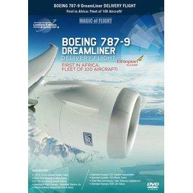 Air Utopia DVD Boeing 787-9 Ethiopian Delivery Flight: Magic#165