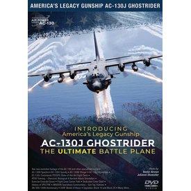 Air Utopia DVD Introducing America's Legacy Gunship AC130J Ghost Rider #172