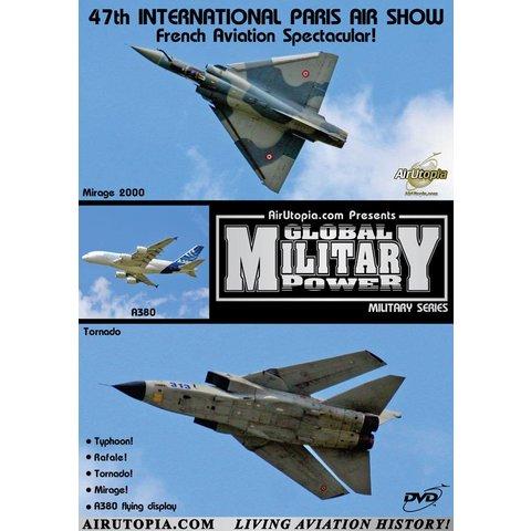 DVD 47th International Paris Airshow 2007 #66