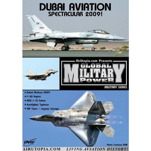 Air Utopia DVD Dubai Airshow 2009 #97