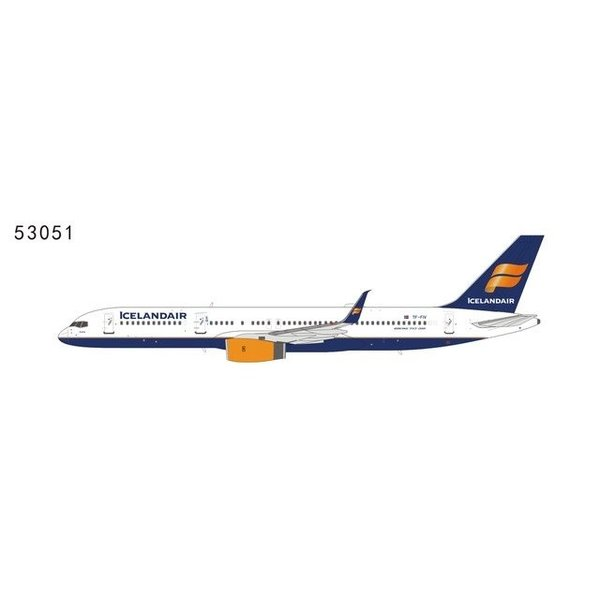 NG Models B757-200S Icelandair TF-FIV Split Scimitar Winglets	 1:400