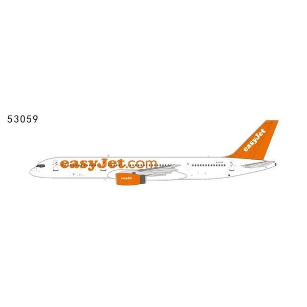 NG Models B757-200 EasyJet Airlines G-OJIB 1:400