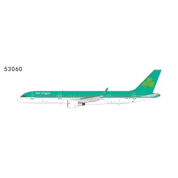 NG Models B757-200W Aer Lingus old livery EI-LBS winglets 1:400