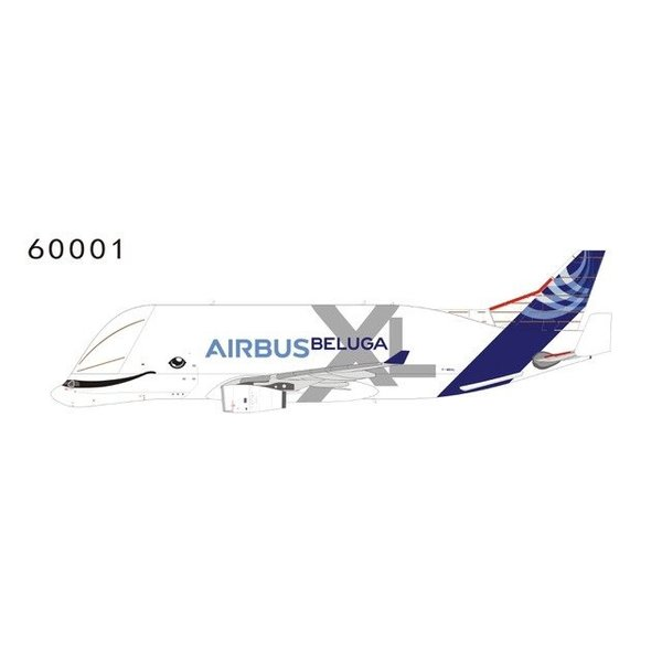 NG Models A330-743L Beluga XL #1 Airbus House F-WBXL 1:400