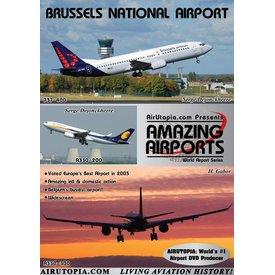 Air Utopia DVD Brussels Zaventem National Airport #95