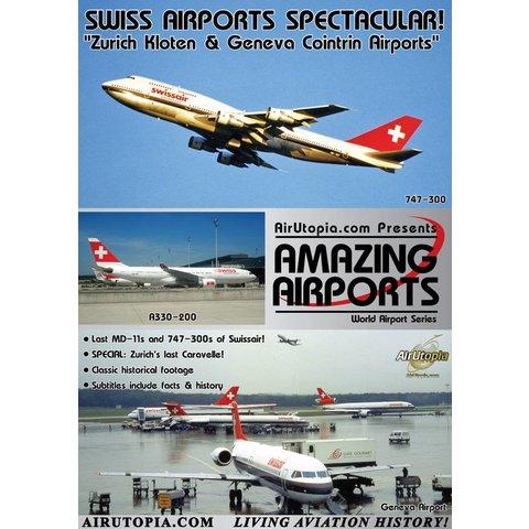DVD Swiss Airports Spectacular: Zurich & Geneva #28