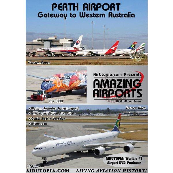 Air Utopia DVD Perth Airport: Gateway to Western Australia #94