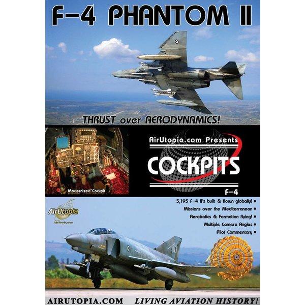 Air Utopia DVD F4 Phantom II Cockpit: Hellenic Air Force #83