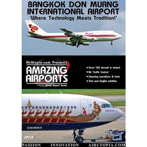 DVD Bangkok Don Muang International Airport Thailand: #3