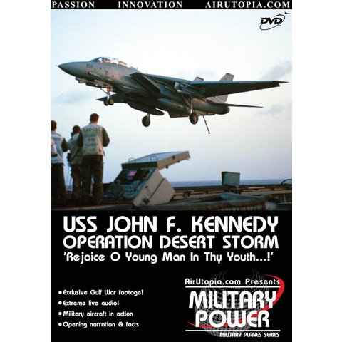 DVD USS John F. Kennedy: Operation Desert Storm #2