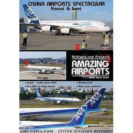 Air Utopia DVD Osaka Airports Spectacular: Kansai & Itami #51