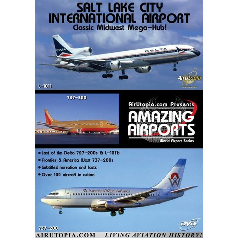 DVD Salt Lake City International Airport: Midwest Mega Hub #63