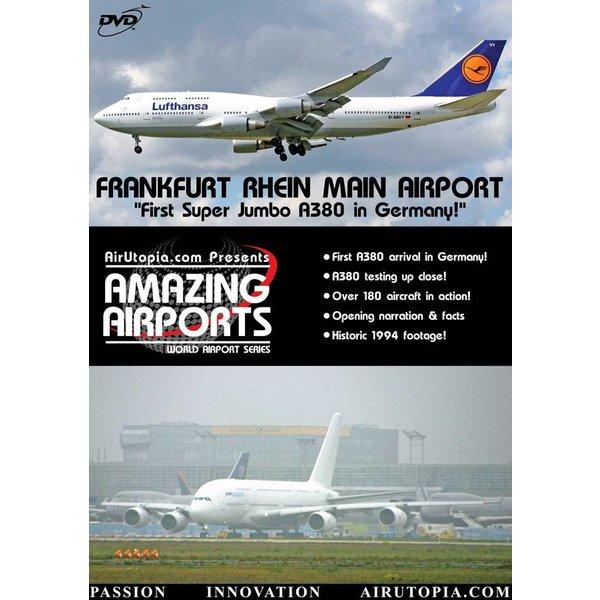 Air Utopia DVD Frankfurt Rhein Main Airport #7