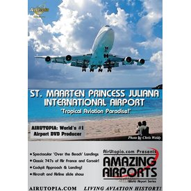 Air Utopia DVD St. Maarten Princess Juliana: Tropical Paradise #18