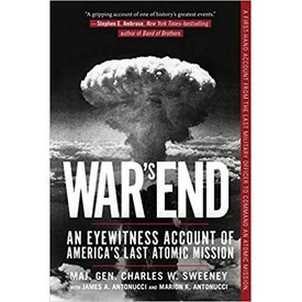 War's End: America's Last Atomic Mission softcover