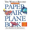 World Record Paper Airplane Book softcover