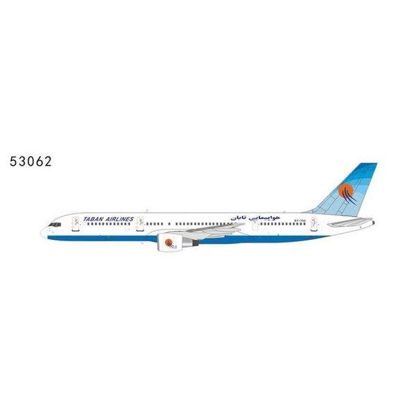 NG Models B757-200 Taban Airlines EY-752 1:400