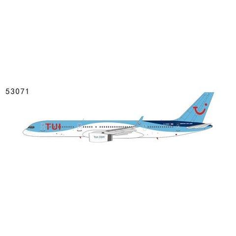 B757-200W TUI Airways blue G-OOBN winglets 1:400