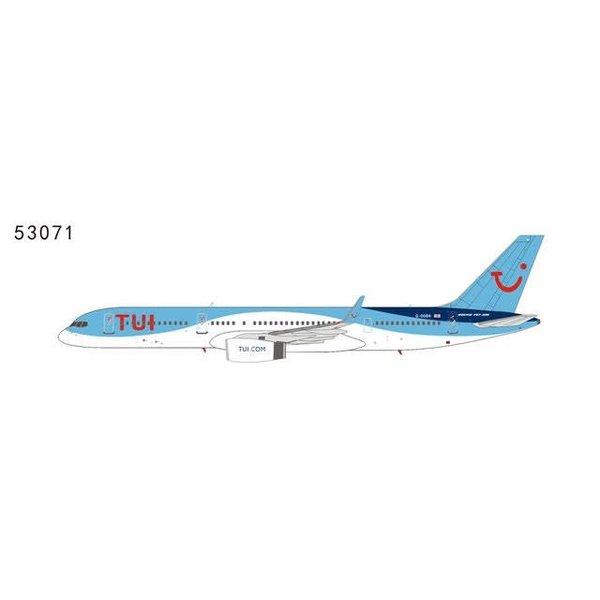 NG Models B757-200W TUI Airways blue G-OOBN winglets 1:400
