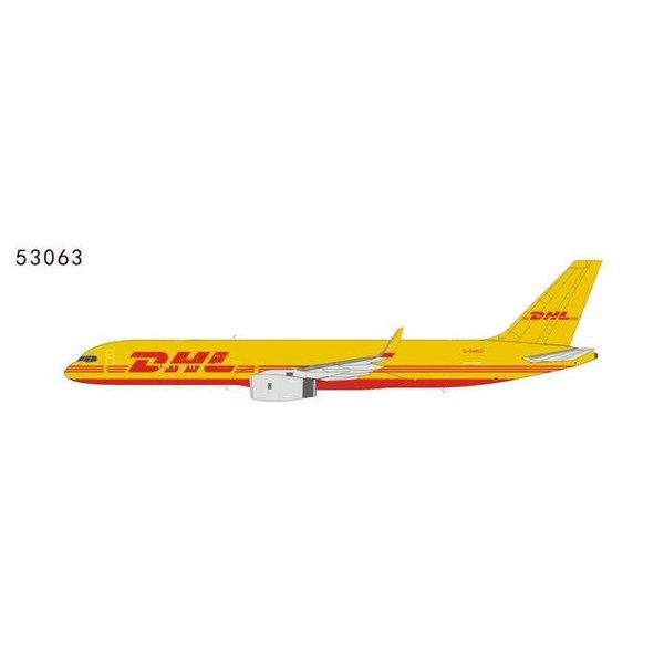 NG Models B757-200PCF(W) DHL G-DHKO winglets 1:400