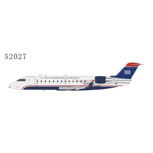 NG Models CRJ200ER US Airways Express Final 2006 Livery N418AW 1:200