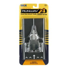 Runway 24 F22 Raptor Grey