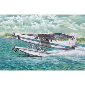 Roden PC6B2/H4 Pilatus Turbo Porter Floatplane 1:48 Model Kit