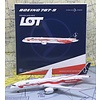 B787-9 Dreamliner LOT Polish 100th Anniversary of Independence SP-LSC 1:400