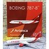 B787-8 Dreamliner Avianca N796AV1:400