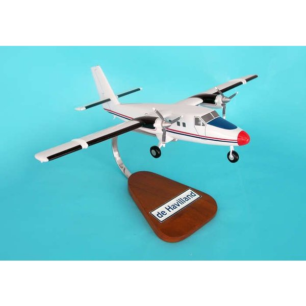 deHavilland DHC6 Twin Otter 1:40 with stand+NSI+