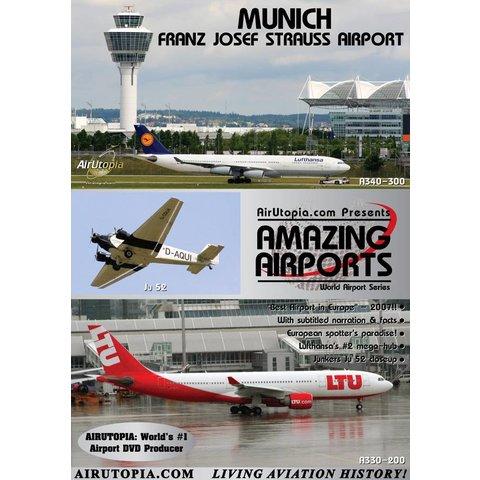 DVD Munich Franz Josef Strauss Airport #65
