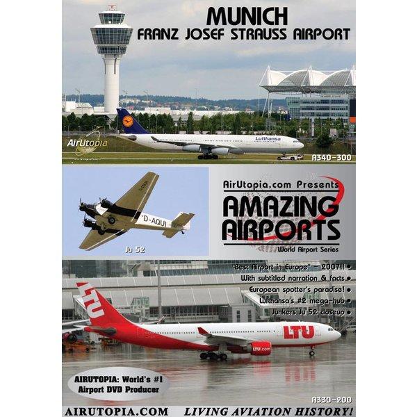 Air Utopia DVD Munich Franz Josef Strauss Airport #65