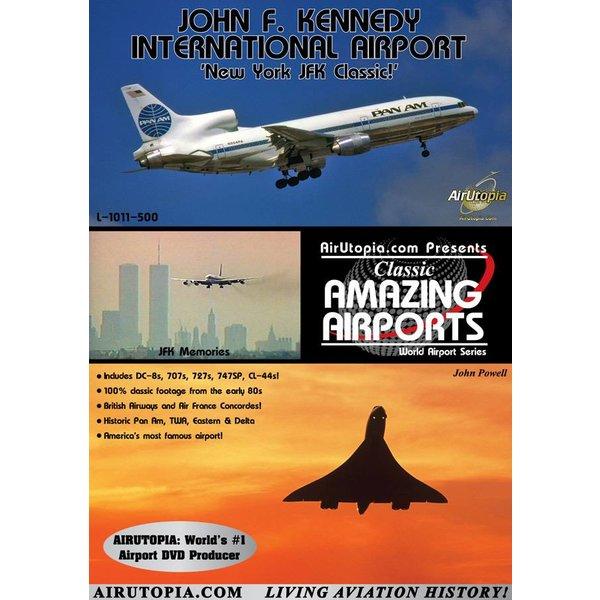 Air Utopia DVD John F. Kennedy International Airport: New York JFK Classic 1980S #69