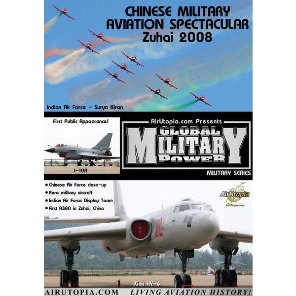 Air Utopia DVD Chinese Military Aviation: Zhuhai Airshow 2008 #71