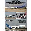 DVD Santiago International Airport Chile First A380 #72