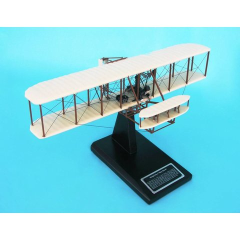 Wright Flyer Kitty Hawk 1:32 with stand