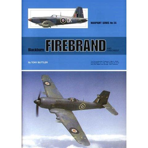 Blackburn Firebrand: Warpaint #56 softcover