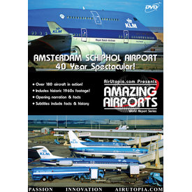 Air Utopia DVD Amsterdam Schiphol Airport: 40 Years #26
