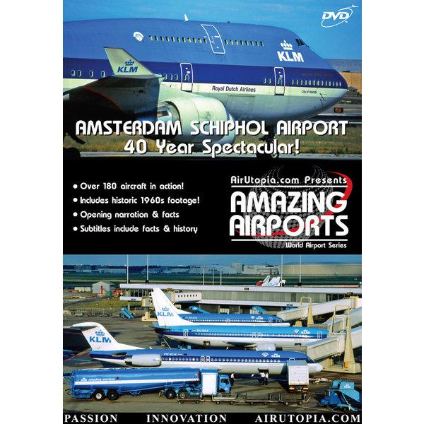 Air Utopia DVD Amsterdam Schiphol Airport: 40 Years #26